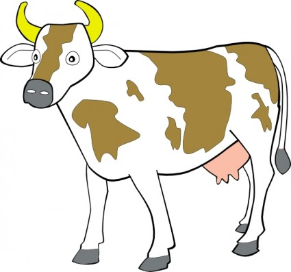Cow clipart #4, Download drawings