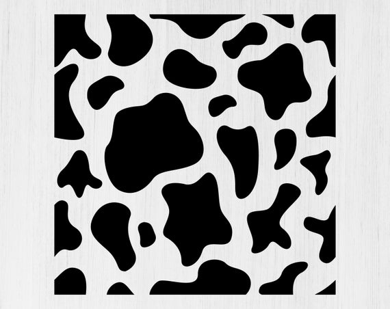 cow spots svg #1172, Download drawings
