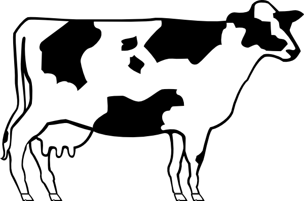 Cow svg #8, Download drawings