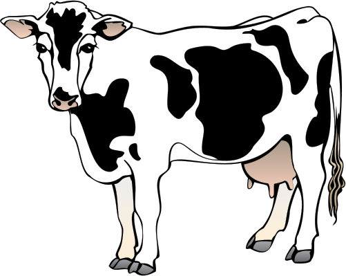 Cow svg #4, Download drawings