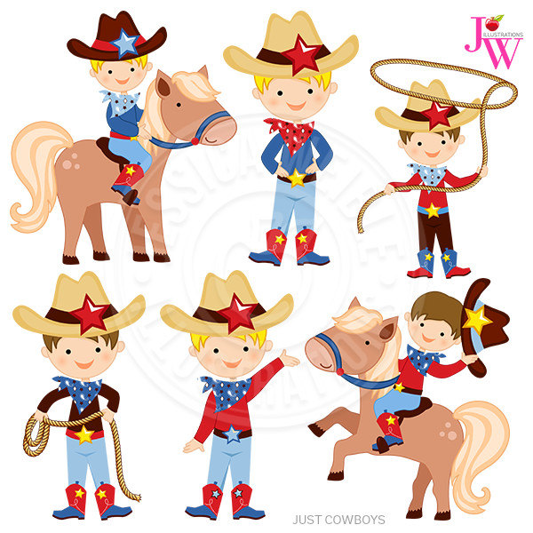 Cowboy clipart #12, Download drawings