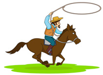 Cowboy clipart #5, Download drawings