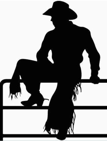 Cowboy svg #12, Download drawings