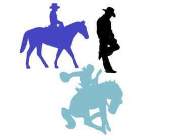 Cowboy svg #5, Download drawings