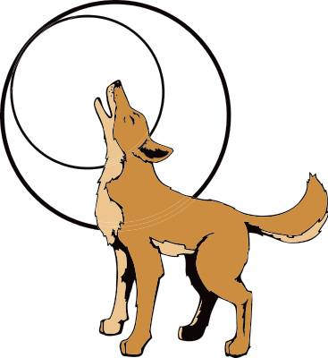 Coyote clipart #19, Download drawings