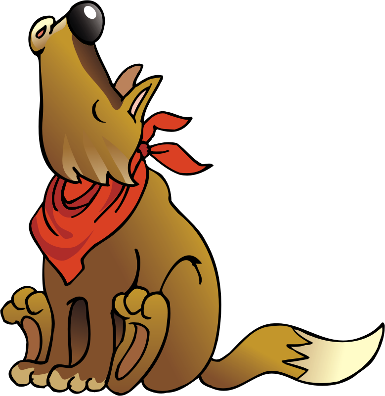 Coyote clipart #11, Download drawings