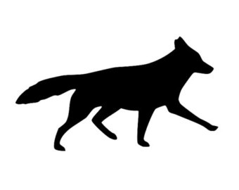 Coyote svg #9, Download drawings