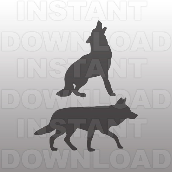 Coyote svg #10, Download drawings
