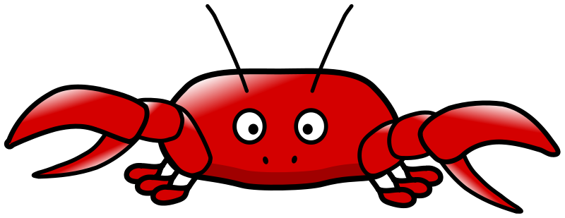 Crab clipart #3, Download drawings