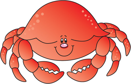 Crab clipart #2, Download drawings