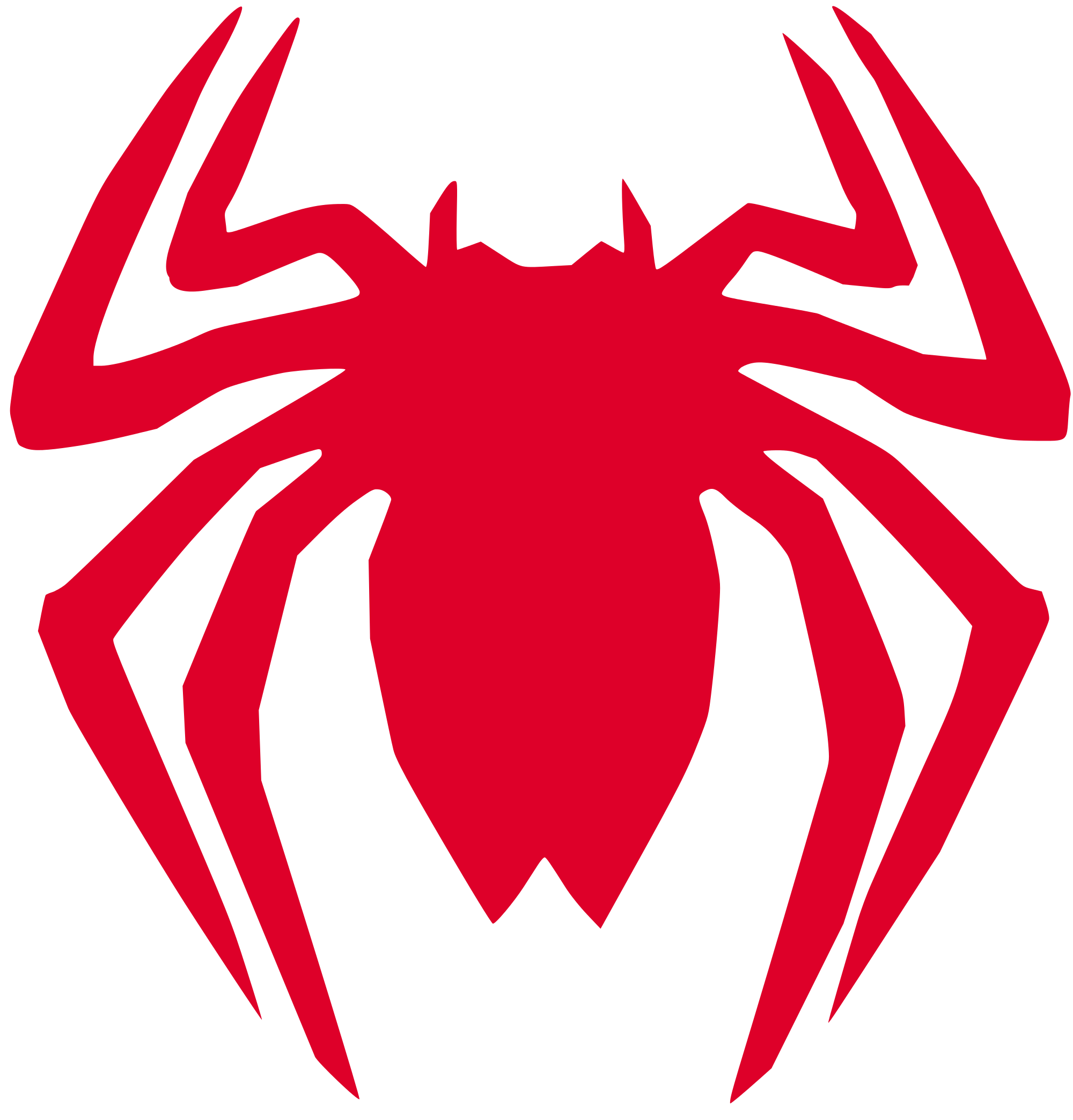 Crab Spider svg #1, Download drawings