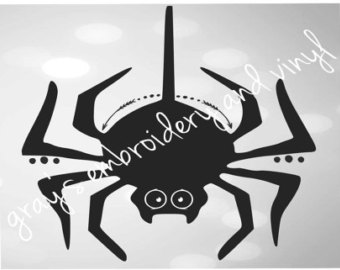 Crab Spider svg #4, Download drawings