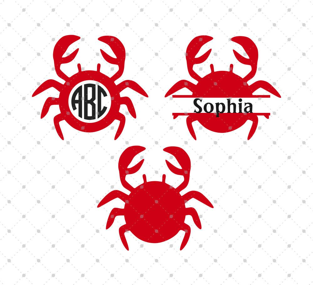 Crab svg #294, Download drawings