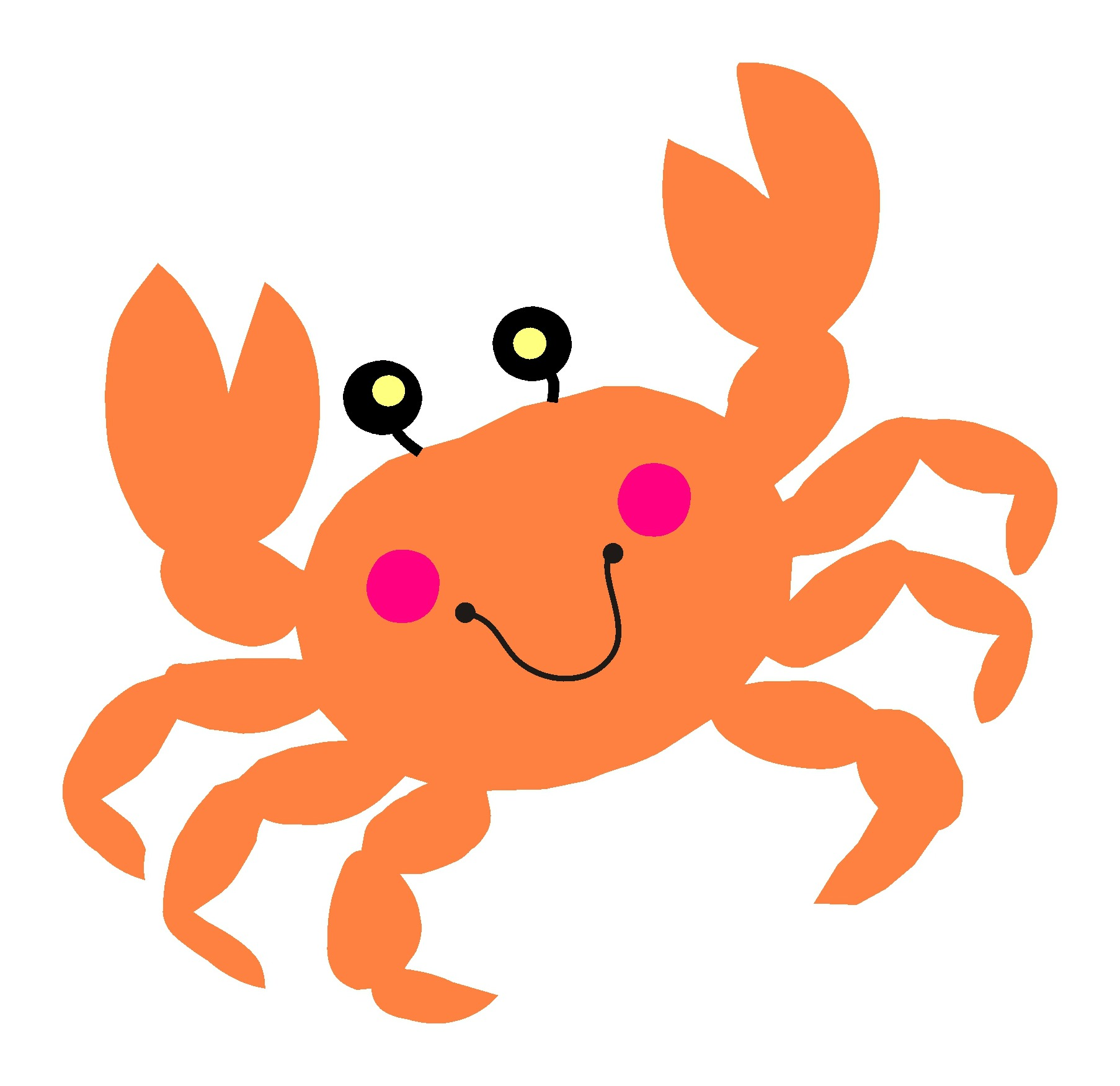 Crab svg #287, Download drawings