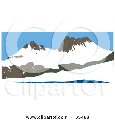 Cradle Mountain clipart #18, Download drawings