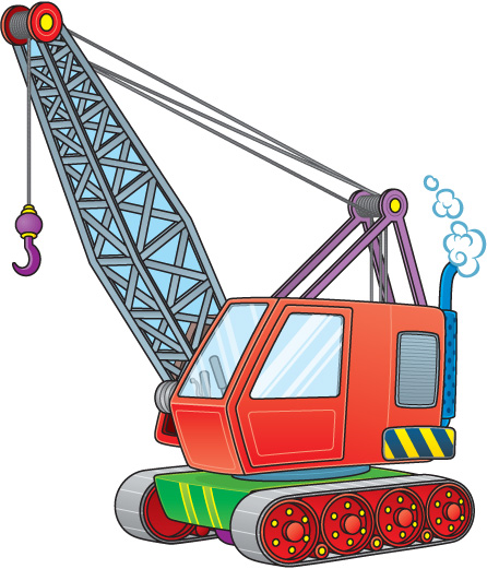 Crane clipart #16, Download drawings