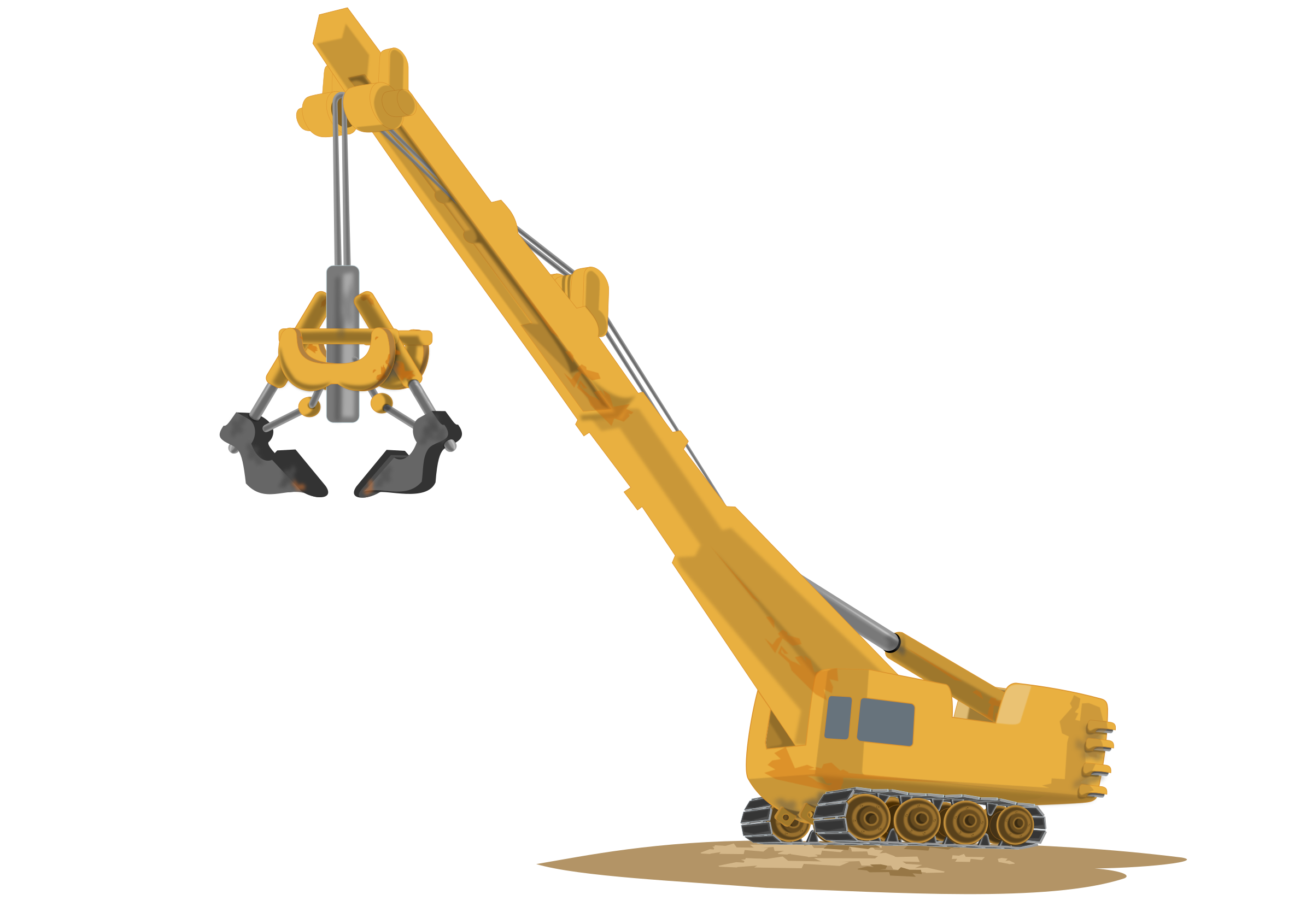 Crane clipart #6, Download drawings