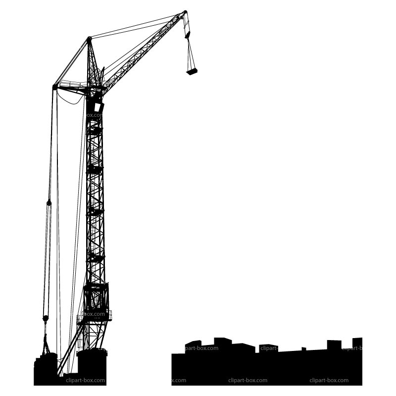 Crane clipart #11, Download drawings