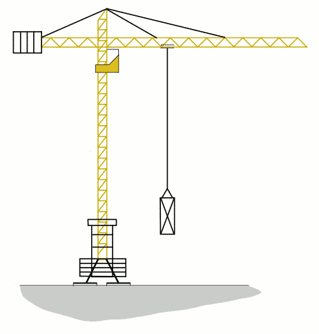 Crane clipart #7, Download drawings