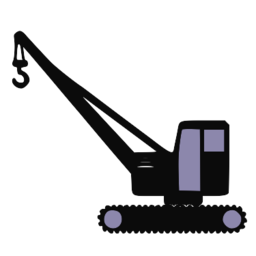 Crane svg #2, Download drawings