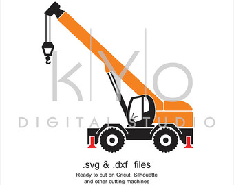 Crane svg #5, Download drawings