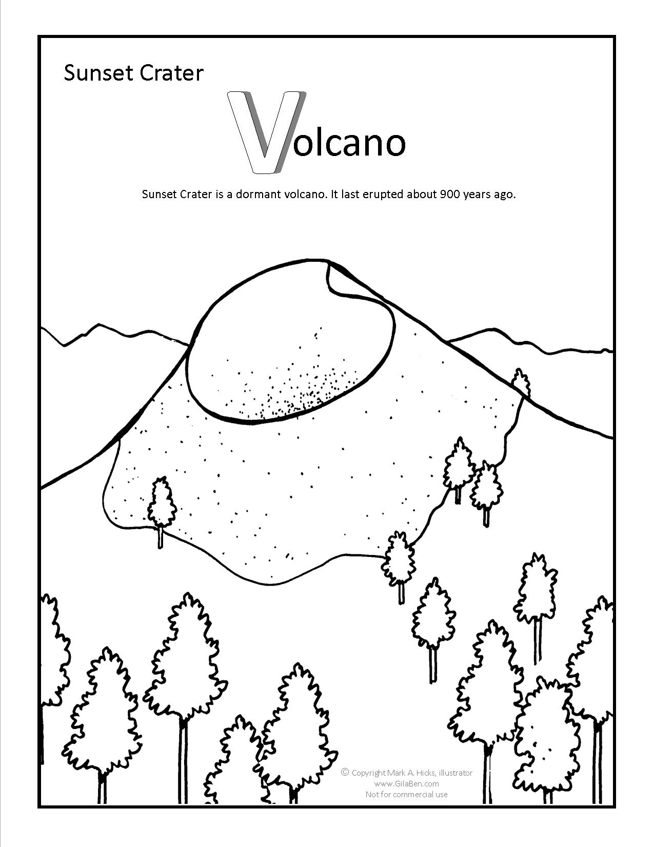 Download Crater coloring for free - Designlooter 2020