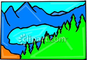 Crater Lake clipart #15, Download drawings