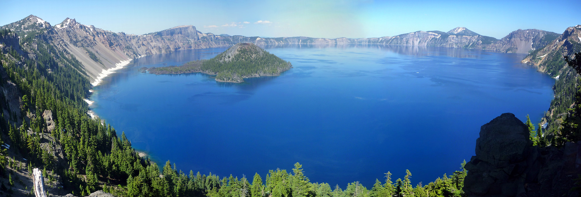 Crater Lake National Park clipart #3, Download drawings