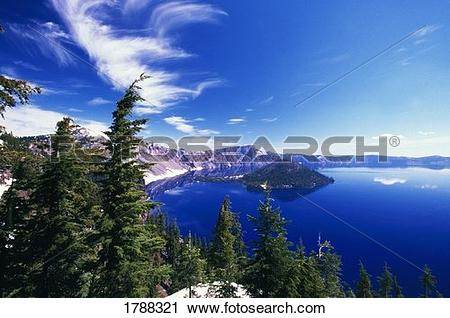 Crater Lake National Park clipart #12, Download drawings