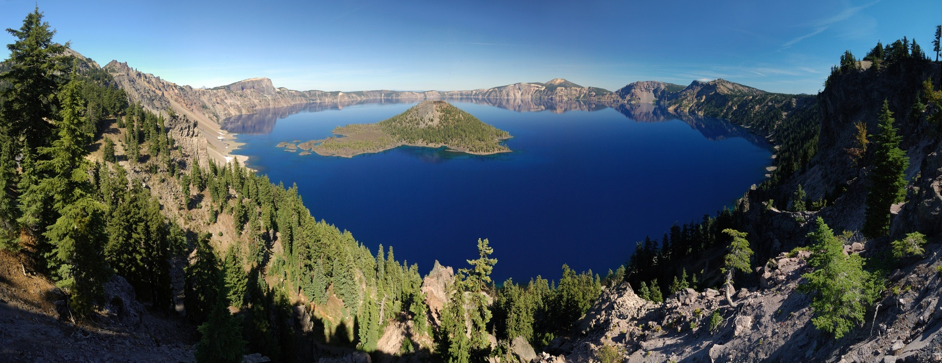Crater Lake National Park clipart #5, Download drawings