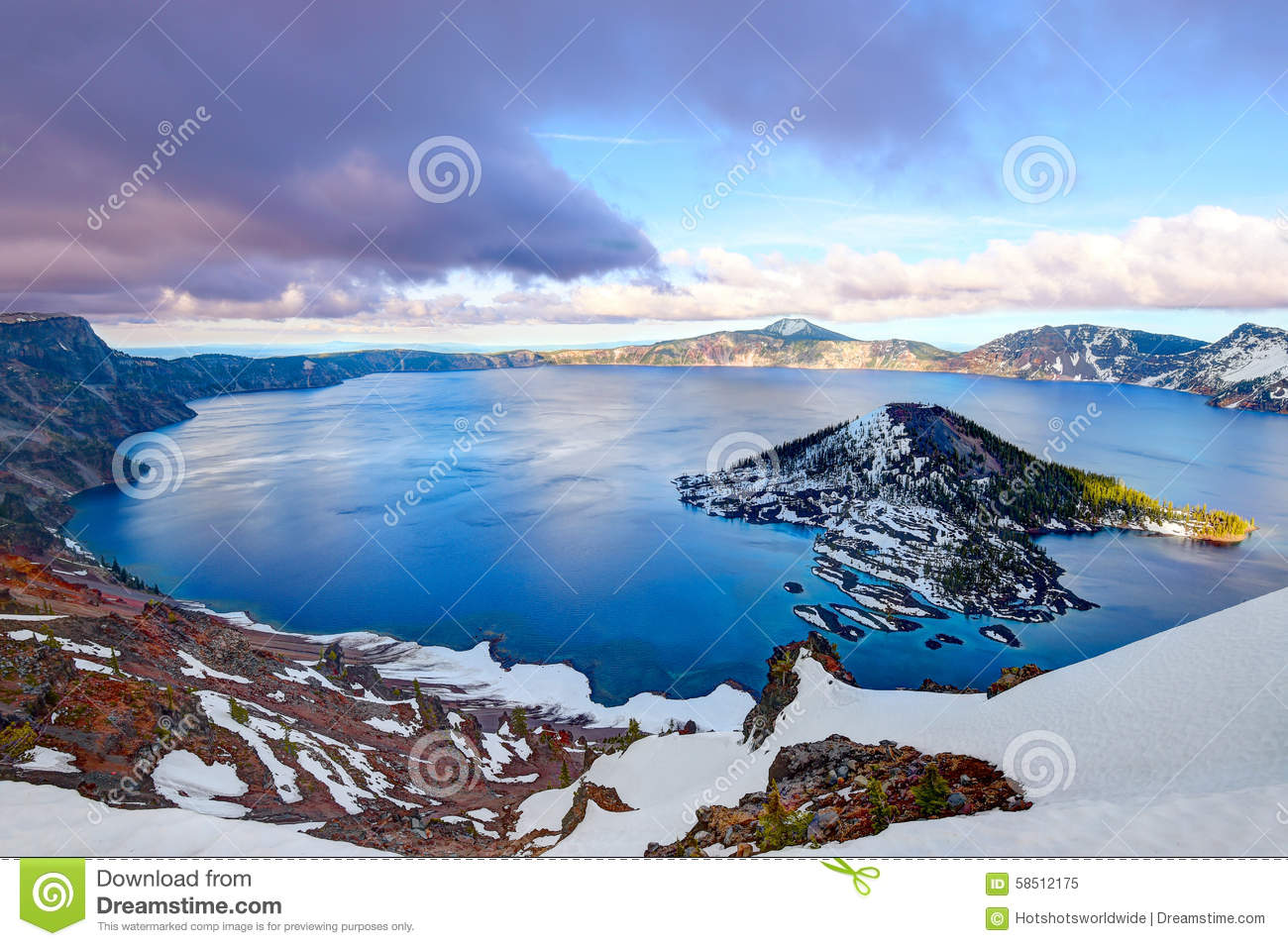 Crater Lake National Park clipart #19, Download drawings