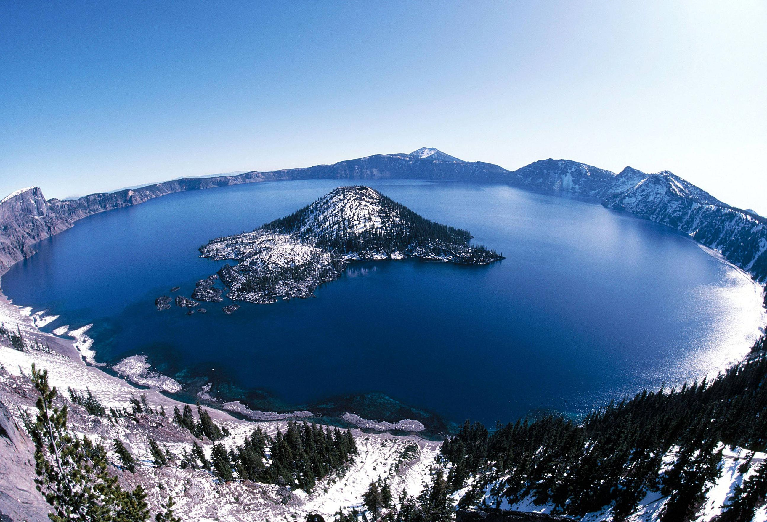 Crater Lake National Park clipart #4, Download drawings