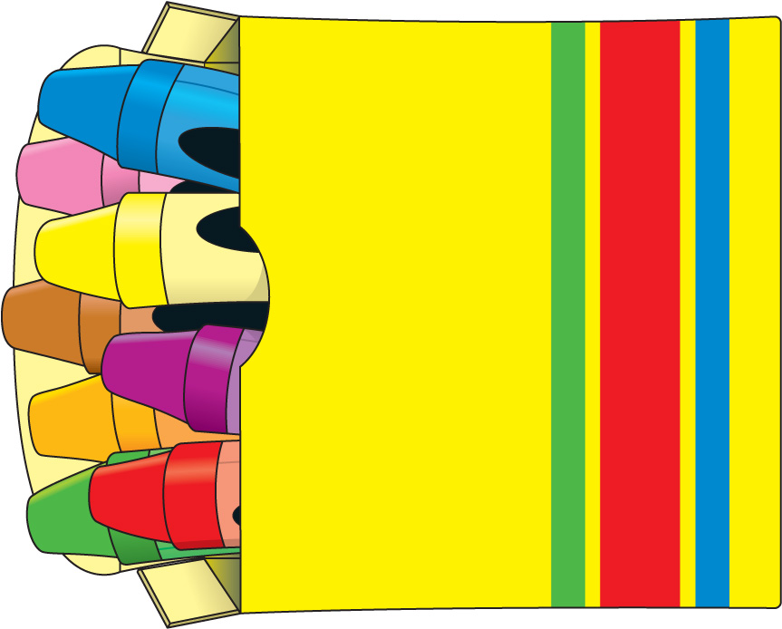 Crayon clipart #9, Download drawings