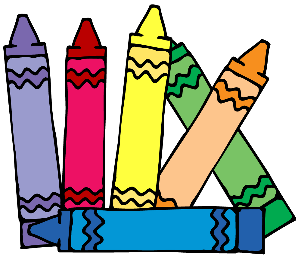 Crayon clipart #1, Download drawings