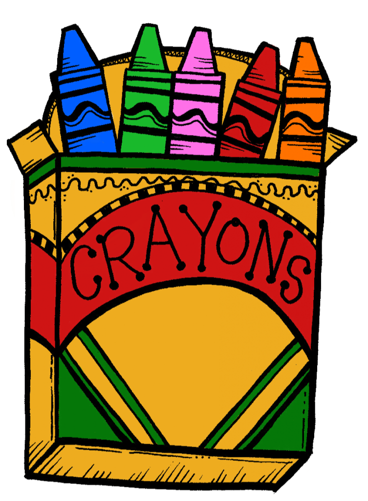 Crayon clipart #14, Download drawings