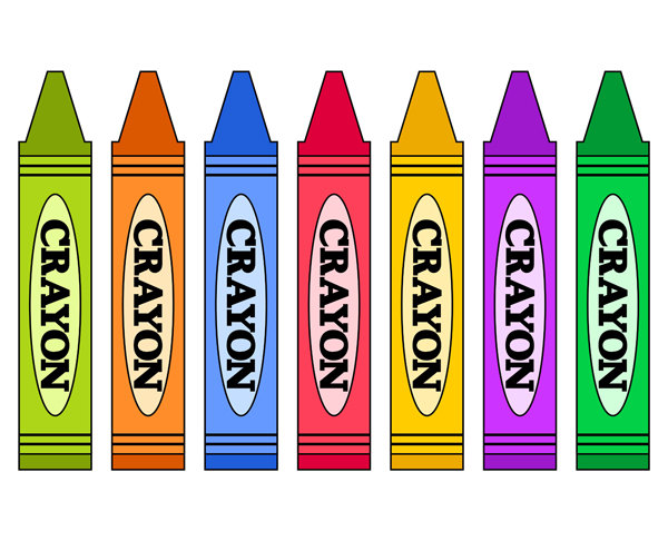 Crayon clipart #11, Download drawings