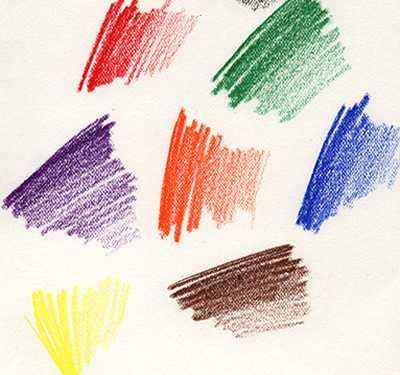 Crayon coloring #8, Download drawings