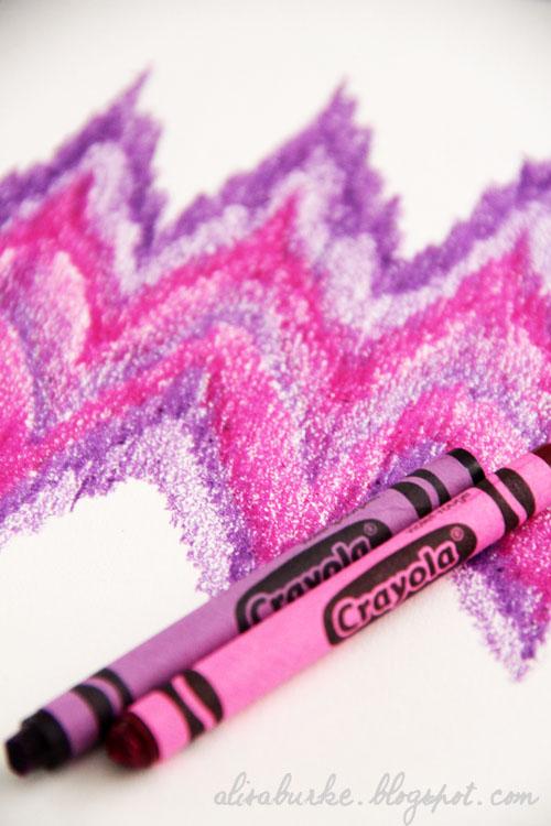 Crayon coloring #3, Download drawings