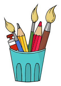 Creative clipart #18, Download drawings