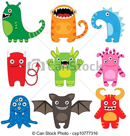 Creature clipart #4, Download drawings