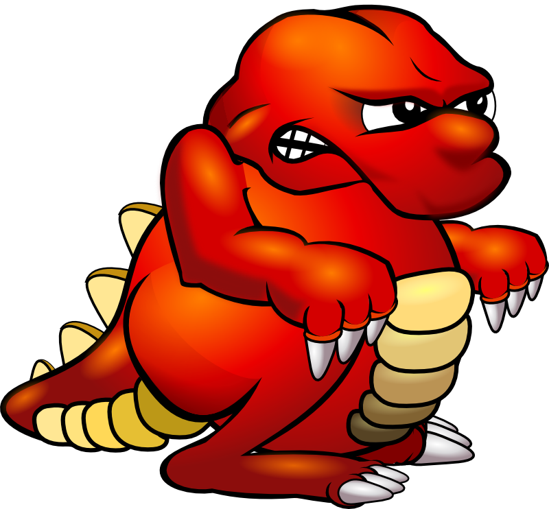 Creature clipart #1, Download drawings