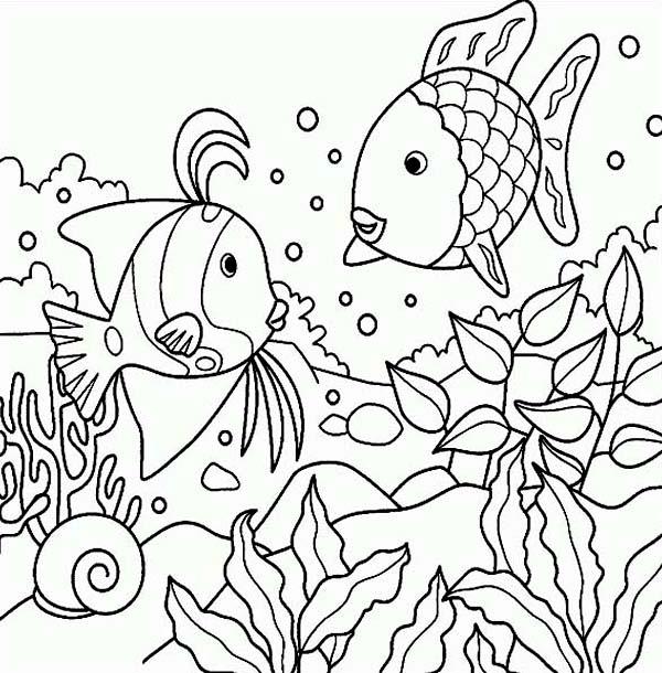 Creature coloring #13, Download drawings