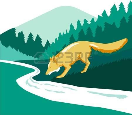 Creek clipart #8, Download drawings