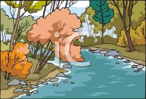 Creek clipart #7, Download drawings