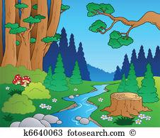 Creek clipart #19, Download drawings
