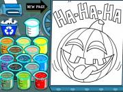 Creepy coloring #4, Download drawings