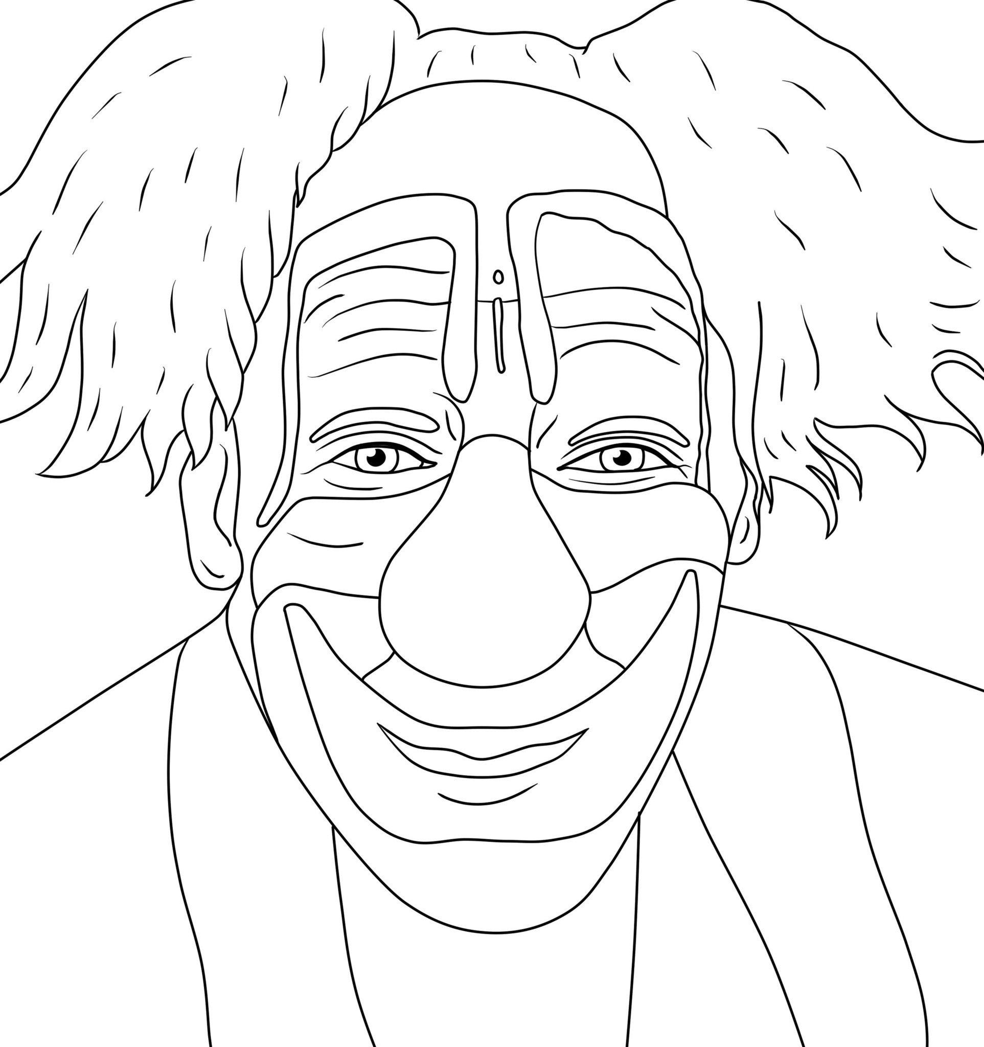 Creepy coloring #16, Download drawings
