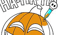 Creepy coloring #3, Download drawings