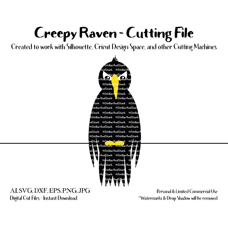 Creepy svg #5, Download drawings