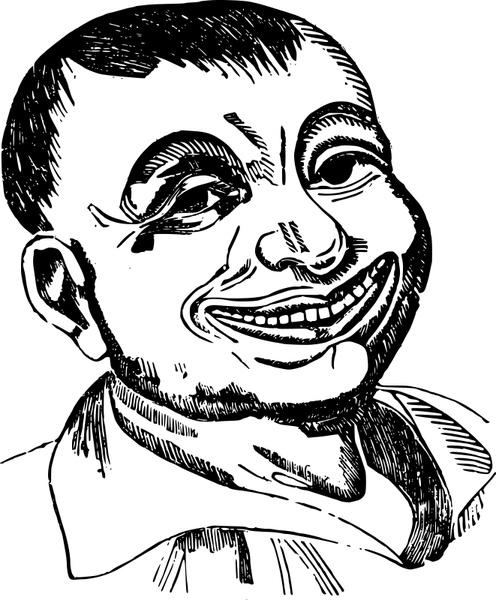 Creepy svg #11, Download drawings